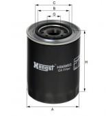 Lọc nhiên liệu Mitsubishi Pajero. Mã Hengst: H96W03