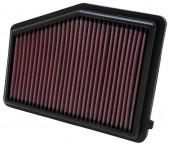 Lọc gió động cơ Honda Civic 1.8; Acura ILX 2.0 (2012-2015). Mã K&N: 33-2468