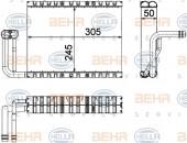 Giàn lạnh BMW Series 7 F01 F02. Mã BMW: 64119163331. Mã Hella: 8FV351330-661