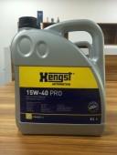 Dầu động cơ Hengst 15W-40 PRO (4L). Mã Hengst: X1540S01-4
