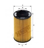 Lọc dầu Chervolet Camaro; Cadilac CTS II. Mã Hengst: E622HD145