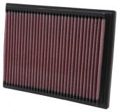 Lọc gió động cơ Z4 2.5, 3.0 (2003-2005) 2003 - 2006 BMW X3 2.5L. Mã K&N: 33-2070