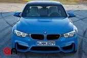 AN Bodykit BMW series 4 F32 F33 F36 2014-2018 lên M4 đầy đủ