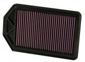 Lọc gió động cơ Honda CR-V 2.4 (2007-2009). Mã K&N: 33-2377