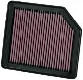 Lọc gió động cơ Honda Civic 1.8. Mã K&N: 33-2342