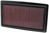 Lọc gió động cơ Honda Accord 3.5 (2013-2017). Mã K&N: 33-2499