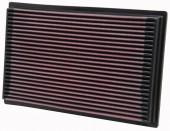 Lọc gió động cơ NISSAN PATHFINDER 3.0 2005 - 2014 , 2005 -  2015 Nissan Navara 2.5L L4 Diesel. Mã K&N: 33-2080
