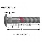 Tắc kê Freightliner, International Mã Meritor: R0010222