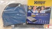 Lọc điều hòa Blue Care cho  MERCEDES-BENZ C-Class W204, E-Class W212, GLK-Class X204. Mã Hengst E2954LB03.