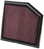 Lọc gió động cơ Lexus GS460 (2008-2011), GS350, IS300. Mã K&N: 33-2452