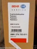Két nước BMW X5 E70. Mã BMW: 17117585036. Mã Hella: 8MK376753-011