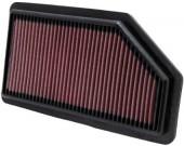 Lọc gió động cơ Honda Odyssey 3.5 (2011-2014). Mã K&N: 33-2461