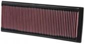 Lọc gió động cơ MERCEDES E200, E240, E280, C300 , S400 Hybrid 3.5L , GLK 300 ML 350 2008 - 2012 (loại lắp 2 tấm). Mã K&N: 33-2181